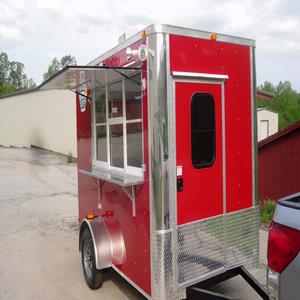 Buy Used Drive-Thru Coffee Kiosks Carts