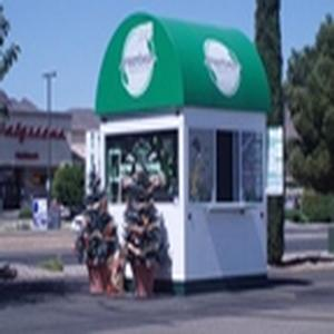 Buy Used Drive Thru Coffee Kiosks Carts